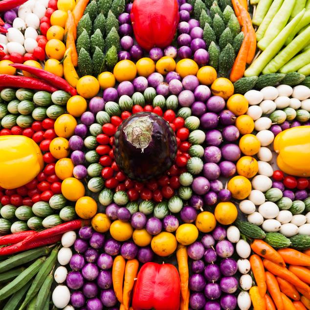 """野菜の""""色""""で見極める「カラーダイエット」知ってる?その良い効果とは?"""