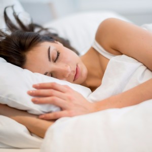 woman-sleeping-at-home-picture-id525757763