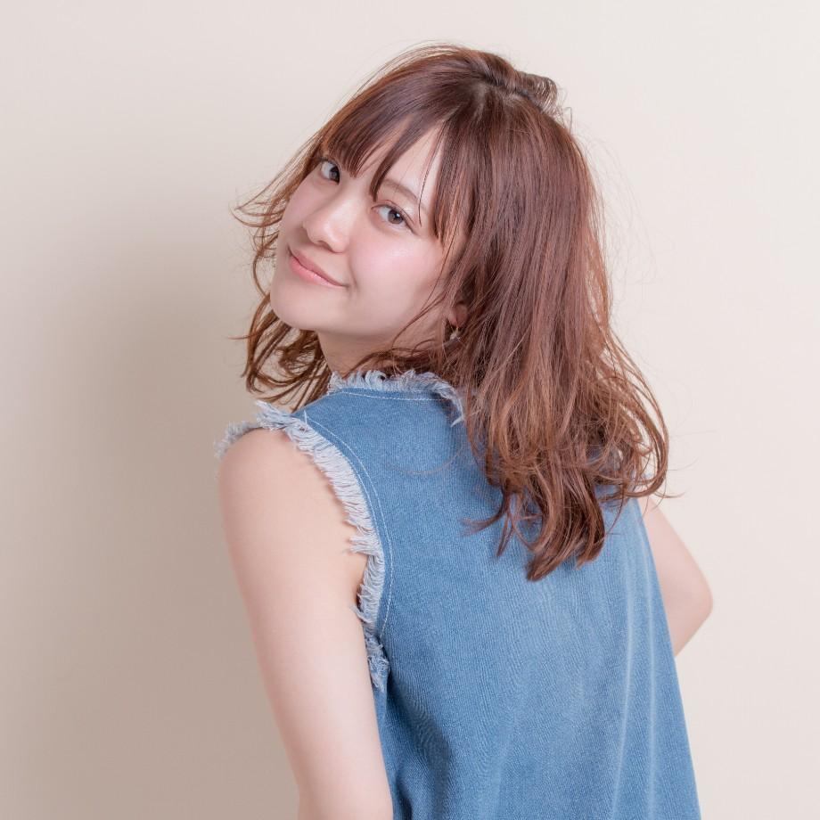 "2018SSトレンドはコレ!!男女両モテ確実の""ミディアムヘア"""