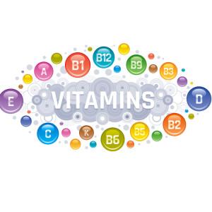 ビタミンの種類