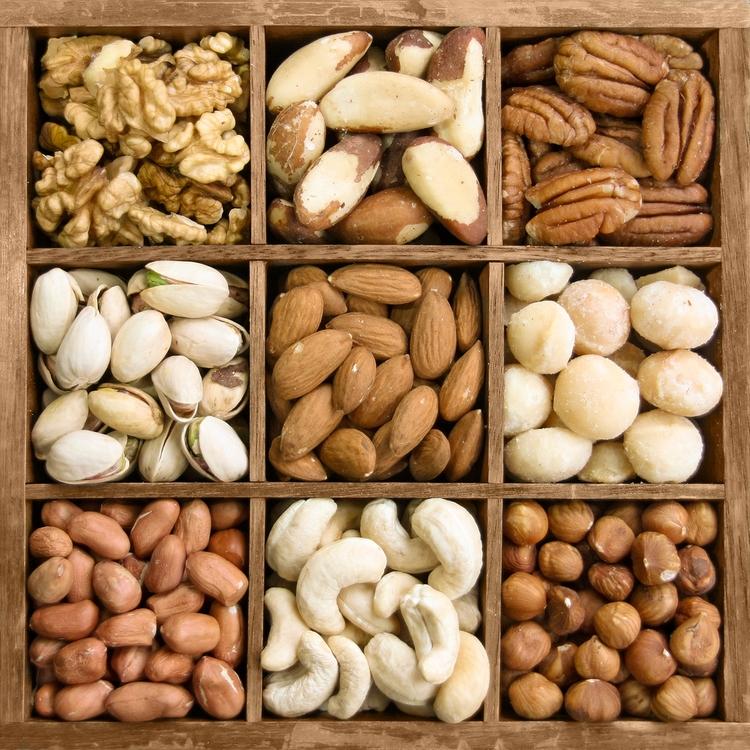 管理栄養士が教える!ナッツ類の種類とダイエット中の正しい食べ方!