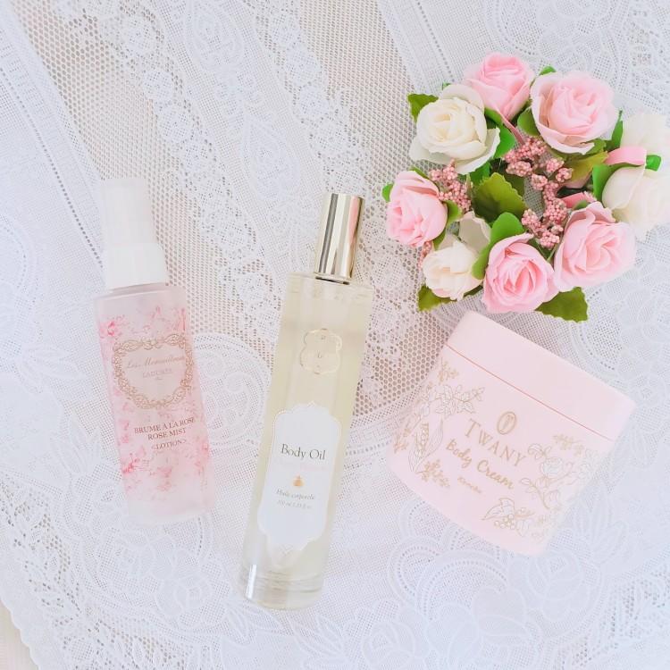 春を感じるフローラルの香りに癒されて。ふっくらやわ肌をつくる3アイテム