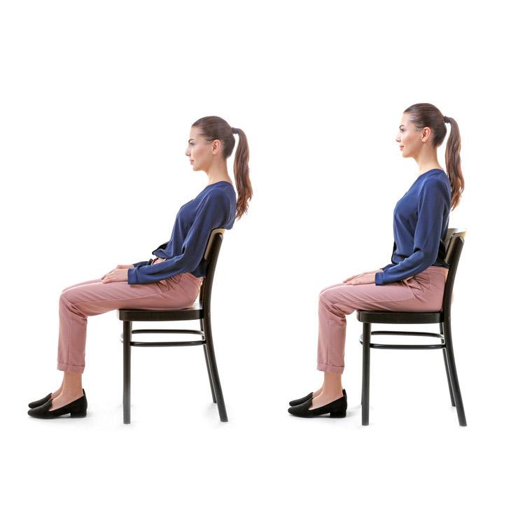 姿勢が悪いと痩せにくくなる?! その理由と簡単にできる姿勢チェック法をご紹介!
