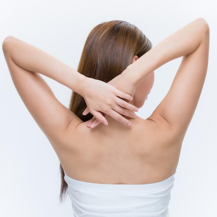 肩甲骨を整えてお腹痩せ!?「お腹痩せ」にも効く肩甲骨エクササイズ