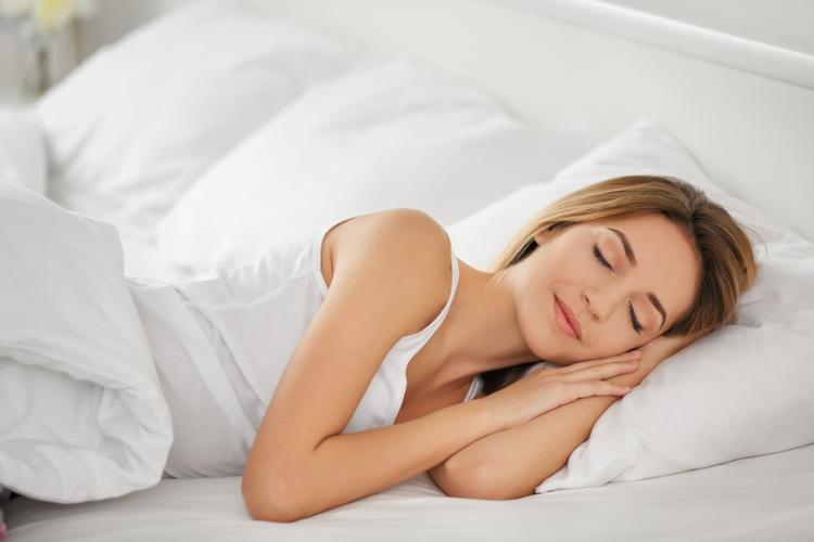 睡眠をたっぷり与える