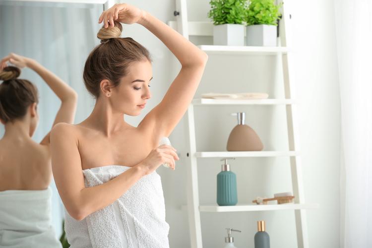 効果的な制汗剤・デオドラント剤の使い方
