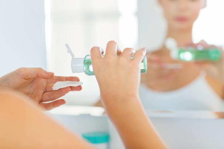 化粧水について