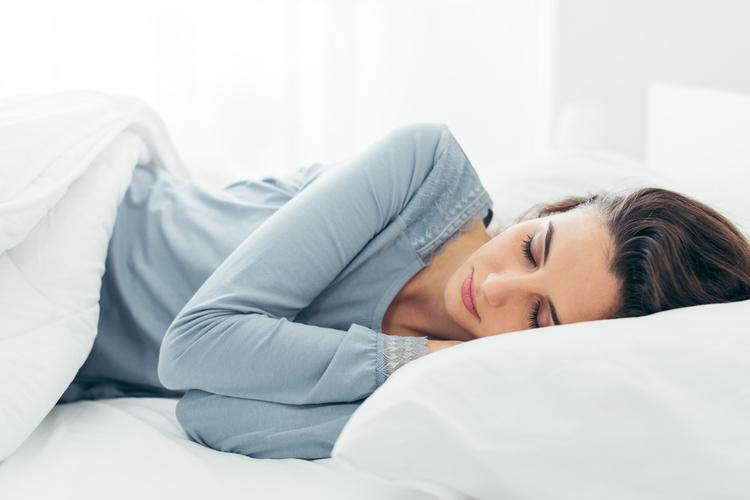 質のよい睡眠をとる