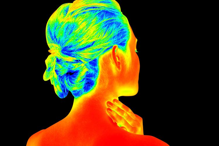 皮膚温と美肌の関係