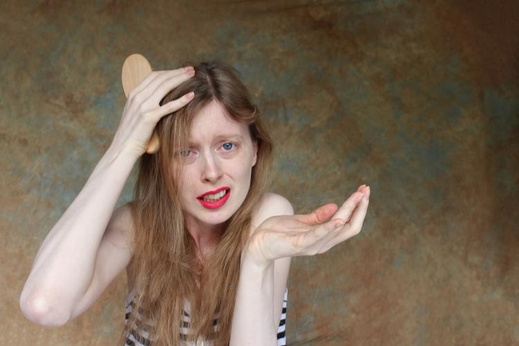 30代女性の抜け毛について