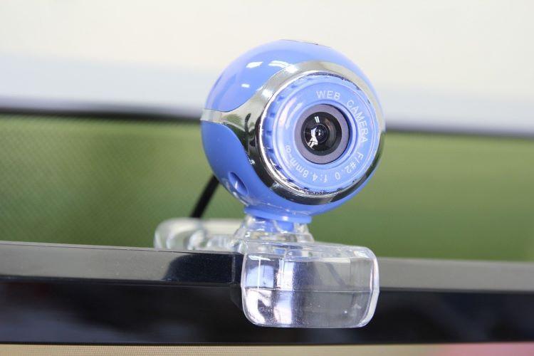Webカメラの配置