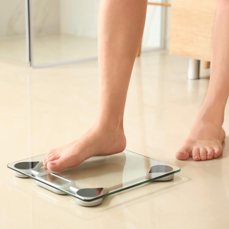 体脂肪の測定