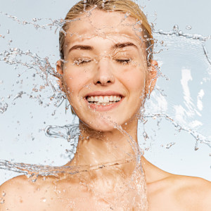 Photo,Of,Young,Woman,With,Clean,Skin,And,Splash,Of